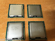Lot of 4 Intel Xeon E5620 SLBV4 COSTA RICA 2.4GHz/12M/5.86 Processor