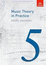 Music Theory In Practice Model Answers ABRSM Grade 5 - Same Day P+P