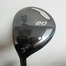"Used PING Japan i20 3 FAIRWAY WOOD 15° w/ PROJECT X 6.0 GRAPHITE ""LEFT HANDED""!"