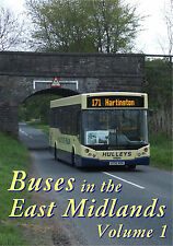 Buses In The East Midlands Volume 1 - DVD