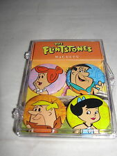 COOP Hanna-Barbera The Flintstones Fred Wilma  Betty Barney 4pc. Magnet Set-New