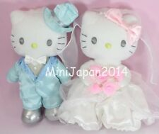 Hello Kitty & Dear Daniel  wedding plush Original Sanrio yearly edition Japan