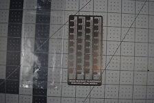 N Scale Gold Medal Models 160-39 Highway Guardrails