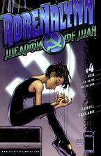 Adrenalynn Weapon of War #4 TONY DANIEL ! Danger Girl Suicide Squad Bad Girls NM