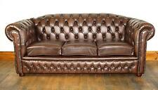 Chesterfield Leather sofa suite BRAND NEW SALE