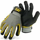 Caterpillar Cat Double Coated Latex Palm Work Gloves X-Large