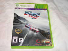 Need for Speed: Rivals (Microsoft Xbox 360, 2013)   ***VERY NICE***