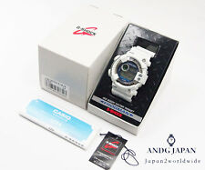 G-SHOCK FROGMAN DW-8200LG-8JR Men in White Gray 2000 Master of G JAPAN free EMS