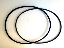 NEW OEM MAYTAG ADMIRAL AMANA  WASHER BELTS SET PARTS 2-11124 AND 2-11125