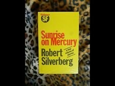 Robert SILVERBERG - Sunrise on Mercury, Gollancz SF 1983 1st UK edition