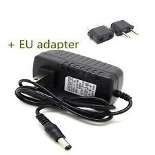 220V 240V To DC 12V 2A Converter Power Adapter Supply Charger Electric EU Plug