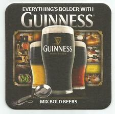 16 Everything's Bolder With Guinness  Mix Bold Beers   Beer Coasters