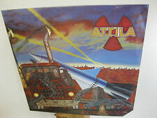 ATTILA -Rolling Thunder - NEW SEALED LP