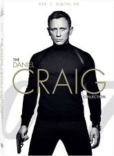 James Bond / Daniel Craig 4 Pack (2016, REGION 1 DVD New)