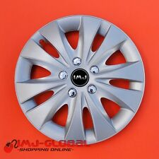 "4 COPRICERCHI BORCHIE 14"" FORD KA FIESTA FOCUS STORMX"