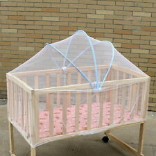 UNIVERSAL MOSQUITO SAFETY NET BABY KIDS PROTECTOR CRIB NETTING MESH CURTAIN Y