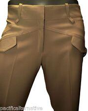 Pantacourt MARRON Taille 36 pour FEMME pantalon MISS TIC été NEUF #CERISE