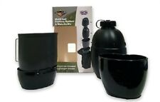BCB CN023M CRUSADER MULTIFUEL COOKING SYSTEM 5PC SET WITH MULTICAM POUCH
