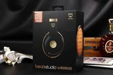 Beats by Dre Studio Wireless Headband Headphones x MCM REFURBISHED FACTORYSEALED