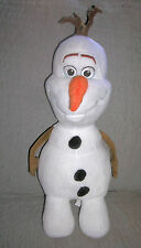 BUILD A BEAR  plush OLAF        FROZEN     18 INCHES