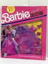 Vintage 1989 Barbie Private Collection Fashions
