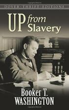 Up from Slavery (Dover Thrift Editions) by Booker T. Washington (Paperback) NEW