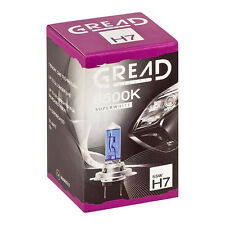 H7 gread 8500k 55w XENON LOOK OPTIK halogen lámparas marca de verificación e Super White