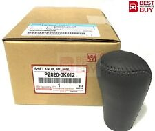 Toyota Hilux Vigo KUN26 MK6 SR5 4WD 4x4 Fortuner Genuine Leather Gear Shift Knob