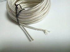 20M white high quality RF Coaxial Cable 50ohm M17/113 RG316 Single Shielded