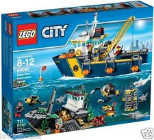 Brand New Sealed Lego City 60095 Deep Sea Exploration Vessel (Bricks House)