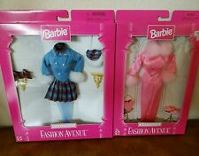 Barbie Fashion  Avenue Internatinale Scotland & Boutique Pink Pant Suit