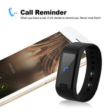 IP67 Smart Bluetooth Reloj Pulsera Inteligente para Android iOS Samsung Móviles