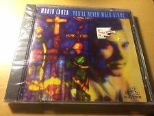 "Mario Lanza ""YOu'll Never Walk Alone"" cd SEALED"