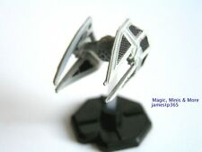 Starship Battles ~ TIE INTERCEPTOR #57 Star Wars miniature