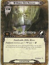 Lord of the Rings LCG  - 1x Munuv Duv Ravine  #015 - The Dunland Trap