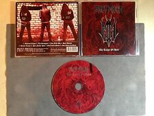 MUST MISSA - THE TARGET OF HATE 2005 1PR NEW! NIFELHEIM DESASTER SARCOFAGO SODOM