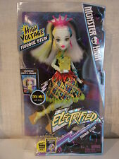 Monster High Frankie Stein High Voltage (Electrified) - NEU & OVP