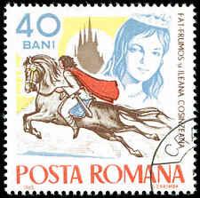 Scott # 1757 - 1965 - ' Fat-Frumos on Horseback & Ileana Cosinzeana '
