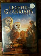 Legend of the Guardians: The Owls Of Ga'Hoole (DVD, 2010)