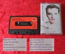 MC patricia kaas-MADEMOISELLE CHANTE... - musique cassette cassette