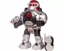 RC telecomando radio controllato walking talking SHOOTING Danza Robot giocattolo UK