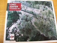 CHET BAKER IRRESISTIBLE YOU CD EX GERRY MULLIGAN ART PEPPER LEE KONITZ