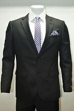 Men's Black Linen Sport Jacket Size 36S NEW Blazer