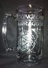 Dungeons & Dragons (Dragon On Dice) 27OZ.Mug-D&D,RPG,ONLINE Gaming, Roleplaying