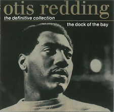 OTIS REDDING - THE DOCK OF THE BAY: DEFINITIVE COLLECTION CD ALBUM