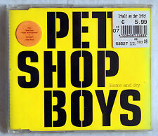 Single-CD PET SHOP BOYS - Home and Dry