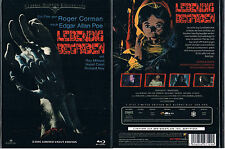 LEBENDIG BEGRABEN --- Mediabook (Cover A) --- Blu-ray + DVD --- streng limitiert