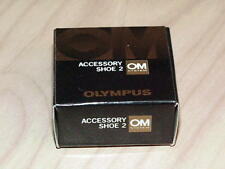 OLYMPUS OM ACCESSORY SHOE 2 FOR OM-2 NEW IN BOX