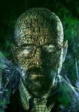 "039 Breaking Bad - White Final Season 2013 Hot TV Show 14""x20"" Poster"