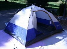 "NEW Zellers Venture 2-Person Dome Tent, 6.5'x5.5'x42"",  ZEL-6555"